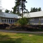 Klubhaus in Vänersborg